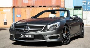 Mercedes SL63 AMG R231 G Power Tuning 6 310x165 Cleaner Klassiker: Bagged Mercedes SL500 auf fifteen52 Alus!!