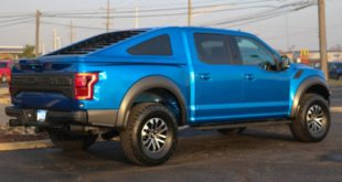 موستانج Fastback أسلوب فورد F 150 Aero X Cargo Cover Tuning 22 310x165 Pickup Coupe؟ موستانج Fastback نمط على فورد F 150