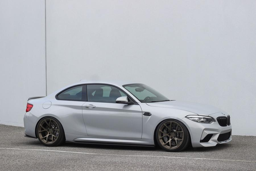 PSI BMW M2 F87 Competition Tuning 1 Dezent nachgeschärft   PSI BMW M2 (F87) Competition