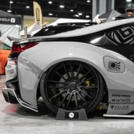 Savini Wheels Liberty Walk widebody BMW i8 Tuning 19 190x190 Savini Wheels & Liberty Walk مجموعة واسعة على BMW i8