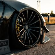 Savini Wheels Liberty Walk widebody BMW i8 Tuning 22 190x190 Savini Wheels & Liberty Walk مجموعة واسعة على BMW i8