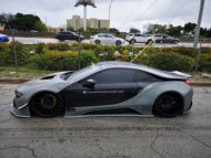 Savini Wheels Liberty Walk widebody BMW i8 Tuning 8 190x143 Savini Wheels & Liberty Walk مجموعة واسعة على BMW i8