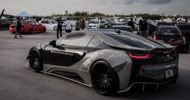 Savini Wheels Liberty Walk Widebody BMW i8 Tuning 9 190x100 Savini Wheels & Liberty Walk Widebody Kit am BMW i8