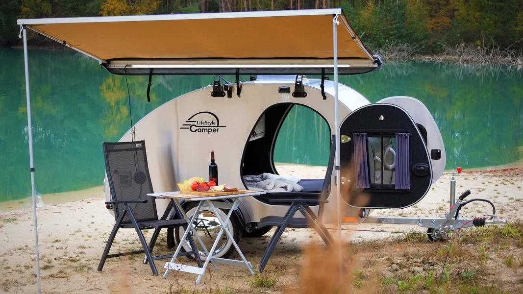 Steeldrop Camping Adventures Anh%C3%A4nger Tuning 3 Das ist Campen   der Steeldrop von Camping Adventures