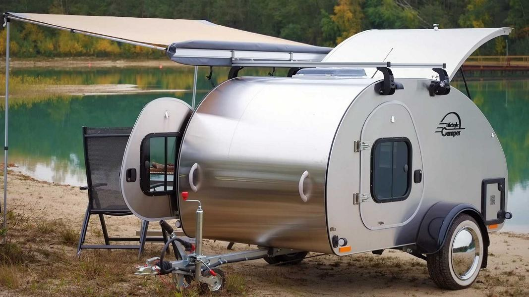 Steeldrop Camping Adventures Anh%C3%A4nger Tuning 5 Das ist Campen   der Steeldrop von Camping Adventures