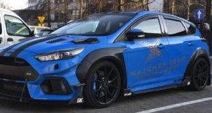 TAC Widebody Kit Ford Focus RS MK3 Tuning 20 e1549543362684 310x165 Hardcore: TAC Widebody Kit am Ford Focus RS (MK3)