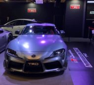 TRD Concept Toyota Supra Carbon Bodykit 2020 Tuning 1 190x171 Osaka: TRD Concept Toyota Supra mit jeder Menge Carbon