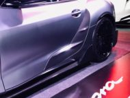 TRD Concept Toyota Supra Carbon Bodykit 2020 Tuning 5 190x143 Osaka: TRD Concept Toyota Supra mit jeder Menge Carbon