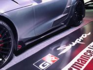 TRD Concept Toyota Supra Carbon Bodykit 2020 Tuning 6 190x143 Osaka: TRD Concept Toyota Supra mit jeder Menge Carbon