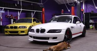 The Clown Shoe 850 HP BMW Z3 M Coupe Kompressor Tuning 11 310x165 Anders   Yas Marina Blue am BMW 6er (E63) auf Rotiforms