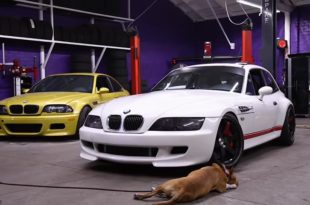 The Clown Shoe 850 HP BMW Z3 M Coupe Kompressor Tuning 11 310x205 The Clown Shoe 850 HP BMW Z3 M Coupe Kompressor