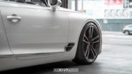 Tieferlegung Bentley Continental GT 2018 Spurplatten Tuning 2 190x107 Erster: 2018 Bentley Continental GT Gen.3 von Heasman