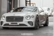 Tieferlegung Bentley Continental GT 2018 Spurplatten Tuning 3 110x75 Erster: 2018 Bentley Continental GT Gen.3 von Heasman