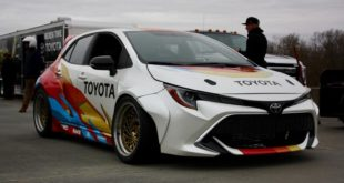 Toyota Corolla HotHatch Ryan Tuerck Tuning 2019 17 310x165 Video: Toyota Supra with Formula 1 V10 by Ryan Tuerck!