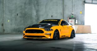 TruFiber Bodykit 2019 Ford Mustang GT Tuning 13 310x165 Zum Geburtstag: Ford Mustang GT vom Tuner ABBES Design
