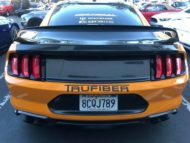 TruFiber Bodykit 2019 Ford Mustang GT Tuning 14 190x143 Wide genug   TruFiber Motorhaube am 2019 Ford Mustang GT
