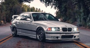 US BMW E36 M3 Forgestar M14 Tuning 21 1 e1549010912769 310x165 Krass: BMW E24 6er mit Coutner Japan CSL Widebody Kit