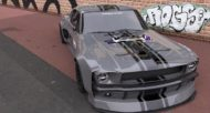 Widebody 1967 Ford Mustang Shelby GT500 Tuning 5 190x102 Widebody 1967 Ford Mustang Shelby GT500 by tuningblog