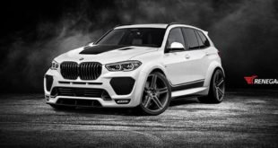 Widebody BMW X5 G05 Renegade Design Tuning 1 310x165 In Arbeit   Widebody BMW X5 (G05) by Renegade Design