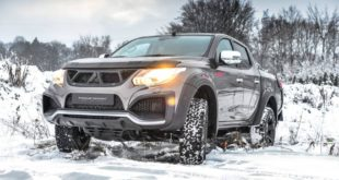 Widebody Mitsubishi L200 Lucky Limited Edition Tuning Carlex Design Pickup 8 310x165 Tiefergelegt   2018 Mercedes X Klasse EXY GTX Widebody
