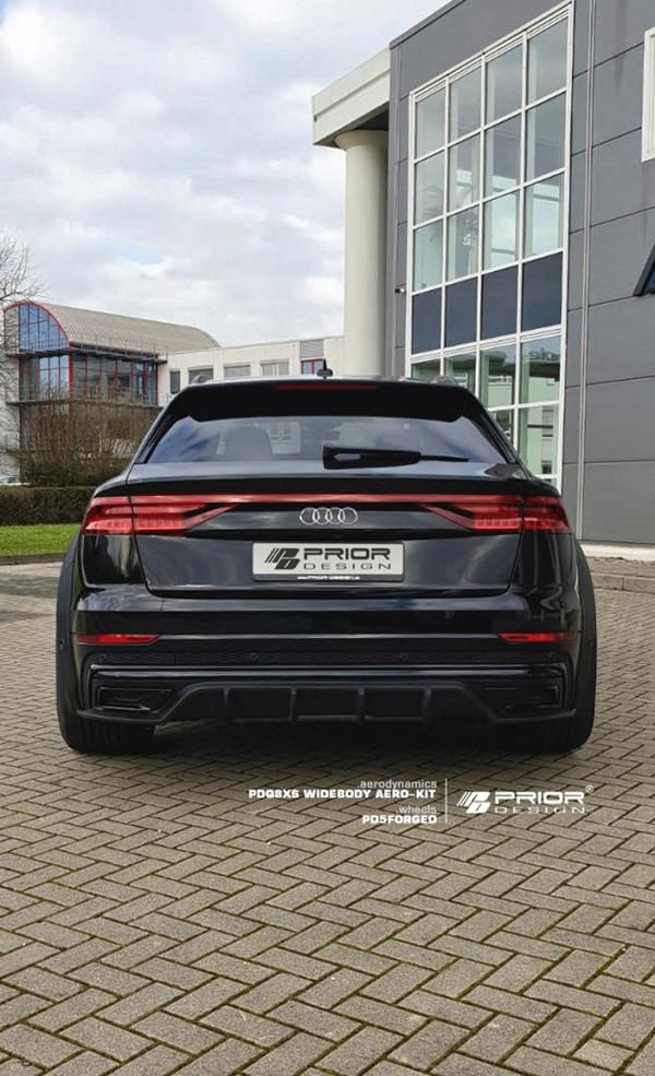Widebody PDQ8XS Tuning Audi Q8 Prior Design Widebody PDQ8XS Audi Q8 von Prior Design auf 22 Zöllern