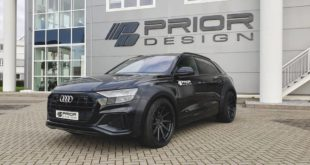 Widebody V1 Bodykit Tuning Audi Q8 Prior Design 22 Zoll 2 310x165 Widebody PDQ8XS Audi Q8 von Prior Design auf 22 Zöllern