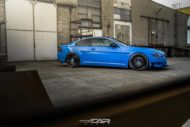 Yas Marina Blue BMW 6er E63 Rotiforms LAS R Tuning 4 190x127 Anders   Yas Marina Blue am BMW 6er (E63) auf Rotiforms