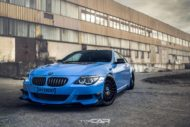Yas Marina Blue BMW 6er E63 Rotiforms LAS R Tuning 9 190x127 Anders   Yas Marina Blue am BMW 6er (E63) auf Rotiforms
