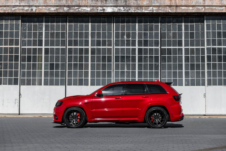 1.000 HP Jeep Cherokee SRT Renegade Tyrannos DC FR4 Ferrada Wheels 10 1.000 HP Jeep Cherokee SRT auf DC FR4 Ferrada Wheels