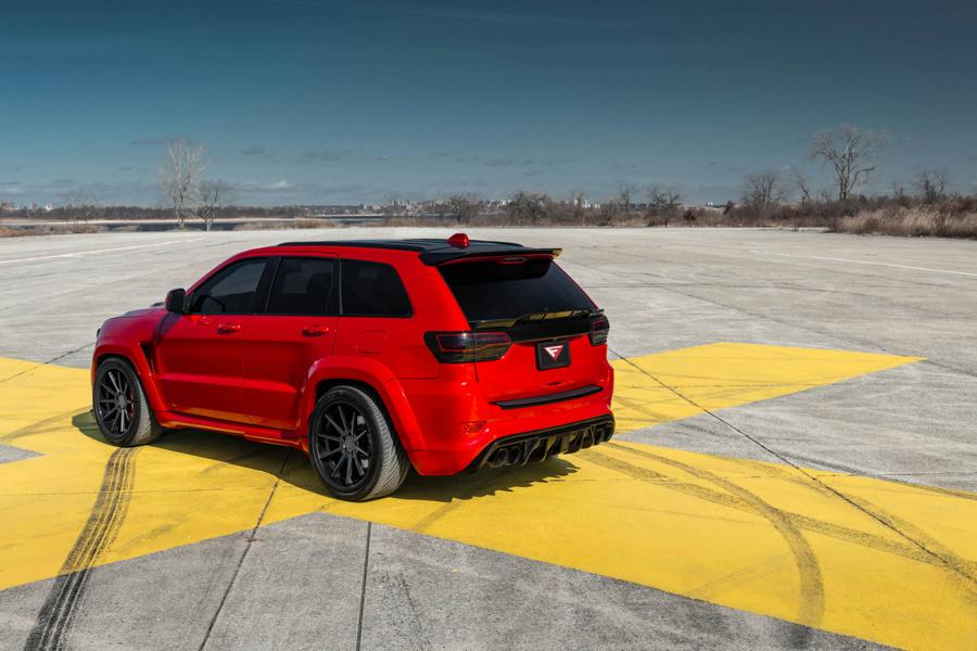 1.000 HP Jeep Cherokee SRT Renegade Tyrannos DC FR4 Ferrada Wheels 17 1.000 HP Jeep Cherokee SRT auf DC FR4 Ferrada Wheels