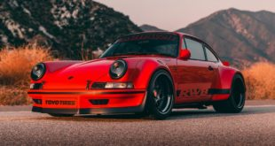 1988 RWB Rough World Porsche 911 Carrera Forgestar Tuning 1 310x165 1988 RWB Porsche 911 Carrera on Forgestar rims