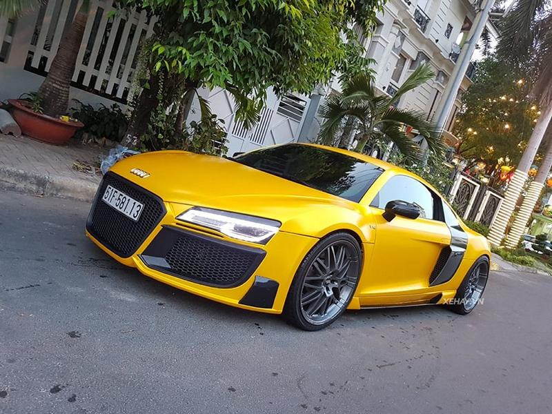 2013 Regula Exclusive Audi R8 V10 Coupe Tuning 6 Dezent anders   2013 Regula Exclusive Audi R8 V10 Coupe