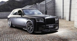 2018 Rolls Royce Phantom VIII Black Bison Tuning Bodykit 19 310x165 Toyota Century mit Bodykit vom Tuner Wald International