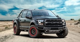 2019 Ford F 150 Raptor ROUSH Performance Tuning 310x165 Mehr Dampf als der GT500   2020 Jack Roush Edition Mustang