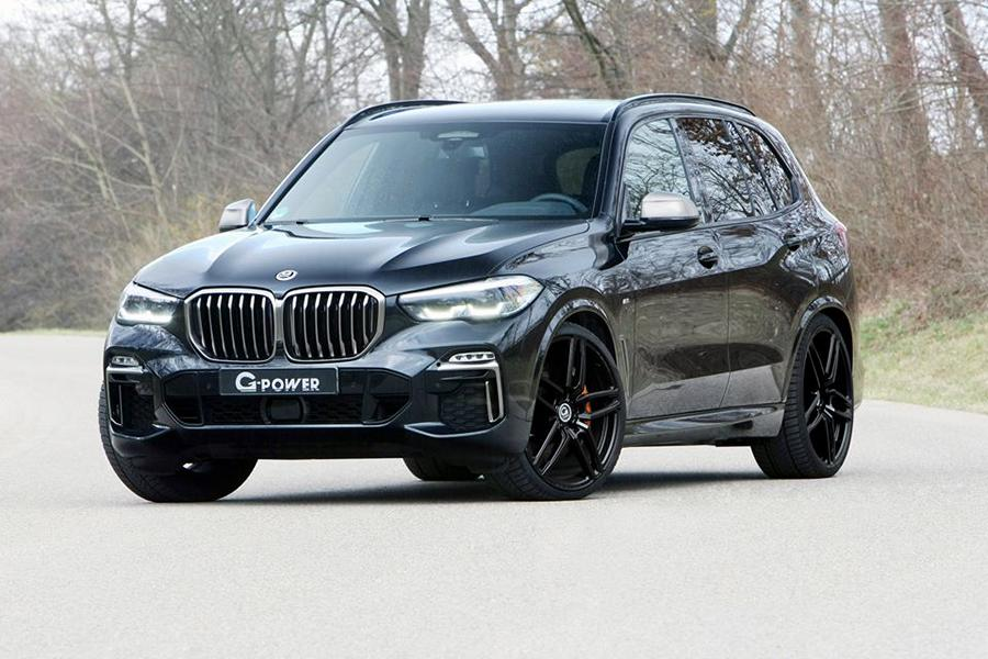 2019 G Power BMW X5 xDrive50i M50d G05 Tuning 1 Maximal 600 PS im 2019 G Power BMW X5 xDrive50i (G05)