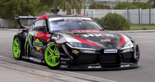 2019 Toyota Supra A90 800 PS 2JZ Power Daigo Saito Monster Energy 12 310x165 Video: Brutal   Ford GT gegen getunte 2019 Corvette ZR1
