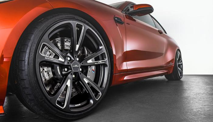 ACS2 Sport Schnitzer BMW M2 Competition Tuning 2019 12 ACS2 Sport   Schnitzer BMW M2 Competition mit 500 PS
