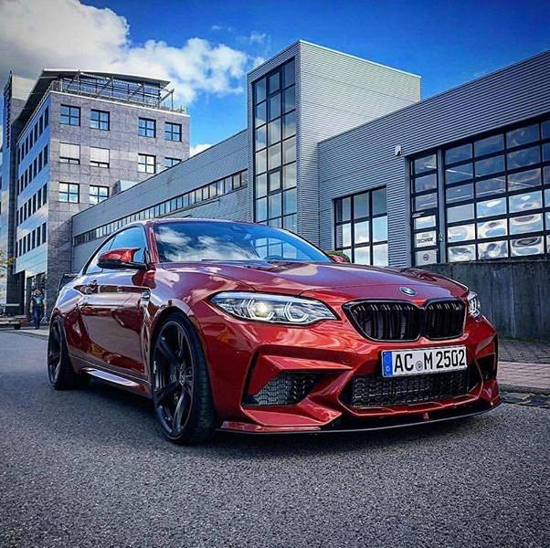 ACS2 Sport Schnitzer BMW M2 Competition Tuning 2019 21 ACS2 Sport Schnitzer BMW M2 Competition mit 500 PS