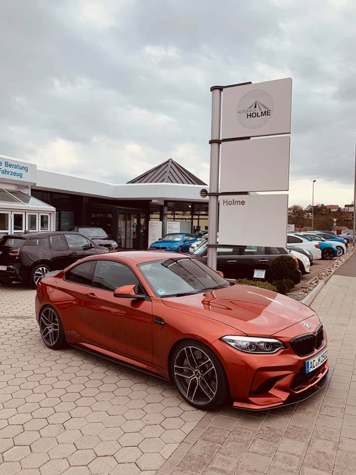 ACS2 Sport Schnitzer BMW M2 Competition Tuning 2019 27 ACS2 Sport   Schnitzer BMW M2 Competition mit 500 PS