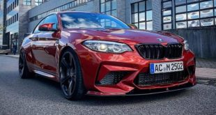 "ACS2 Sport Schnitzer BMW M2 Competition Tuning 2019 28 310x165 ""The Boss"": AC Schnitzer Bodykit & Alus am BMW X5 (G05)"