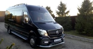 AMG GT R Optik Mercedes Benz Sprinter W906 Tuning 6 310x165 AMG GT R Optik am Mercedes Benz Sprinter W906