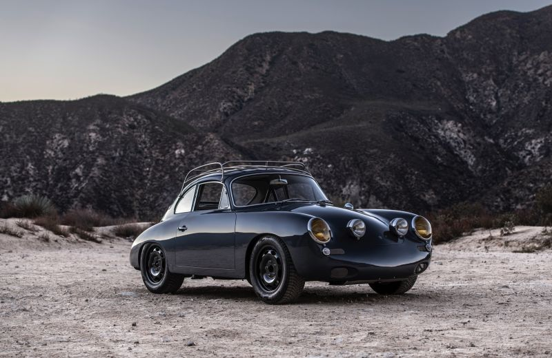 Allrad Porsche 356 Coupe Emory Motorsports Tuning 2 Einmalig: Allrad Porsche 356 Coupe von Emory Motorsports