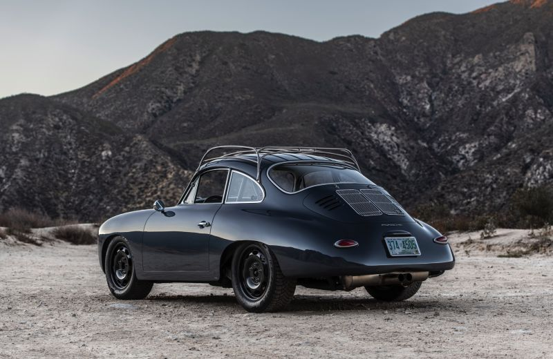 Allrad Porsche 356 Coupe Emory Motorsports Tuning 6 Einmalig: Allrad Porsche 356 Coupe von Emory Motorsports