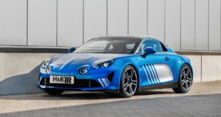 Alpine A110 Sportfedern Tuning HR 1 310x165 Pure perfection: Alpine A110 mit H&R Sportfedern