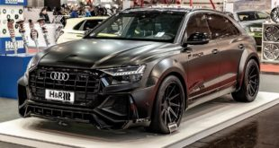 Audi Q8 Prior Design PDQ8XL Widebody Kit Tuning 12 310x165 Fertig: Audi Q8 mit Prior Design PDQ8XL Widebody Kit
