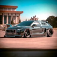 Audi RS Q8 Widebody Coupe 4M Mittelmotor Tuningblog 1 190x190 1.200 PS Audi RS Q8 Widebody Coupe mit Mittelmotor