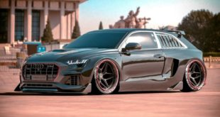 Audi RS Q8 Widebody Coupe 4M Mittelmotor Tuningblog 15 310x165 Video: Eventuri Intake im Mini Cooper S (F56) by Evolve