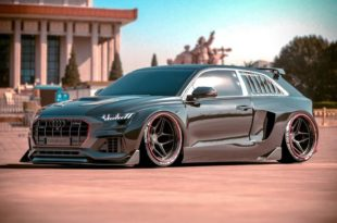Audi RS Q8 Widebody Coupe 4M Mittelmotor Tuningblog 15 310x205 1.200 PS Audi RS Q8 Widebody Coupe mit Mittelmotor