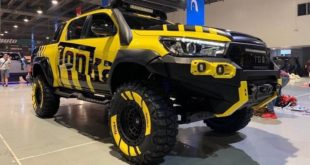 "Autobot Autoworks Off Road Toyota Tonka Hilux Tuning 2019 310x165 Full House   Project ""TIMON"" Suzuki Jimny by Autobot"