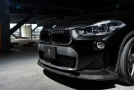 BMW X2 F39 Bodykit 3D Design Tuning 2019 1 190x127 BMW X2 (F39) SUV mit Bodykit von 3D Design aus Japan